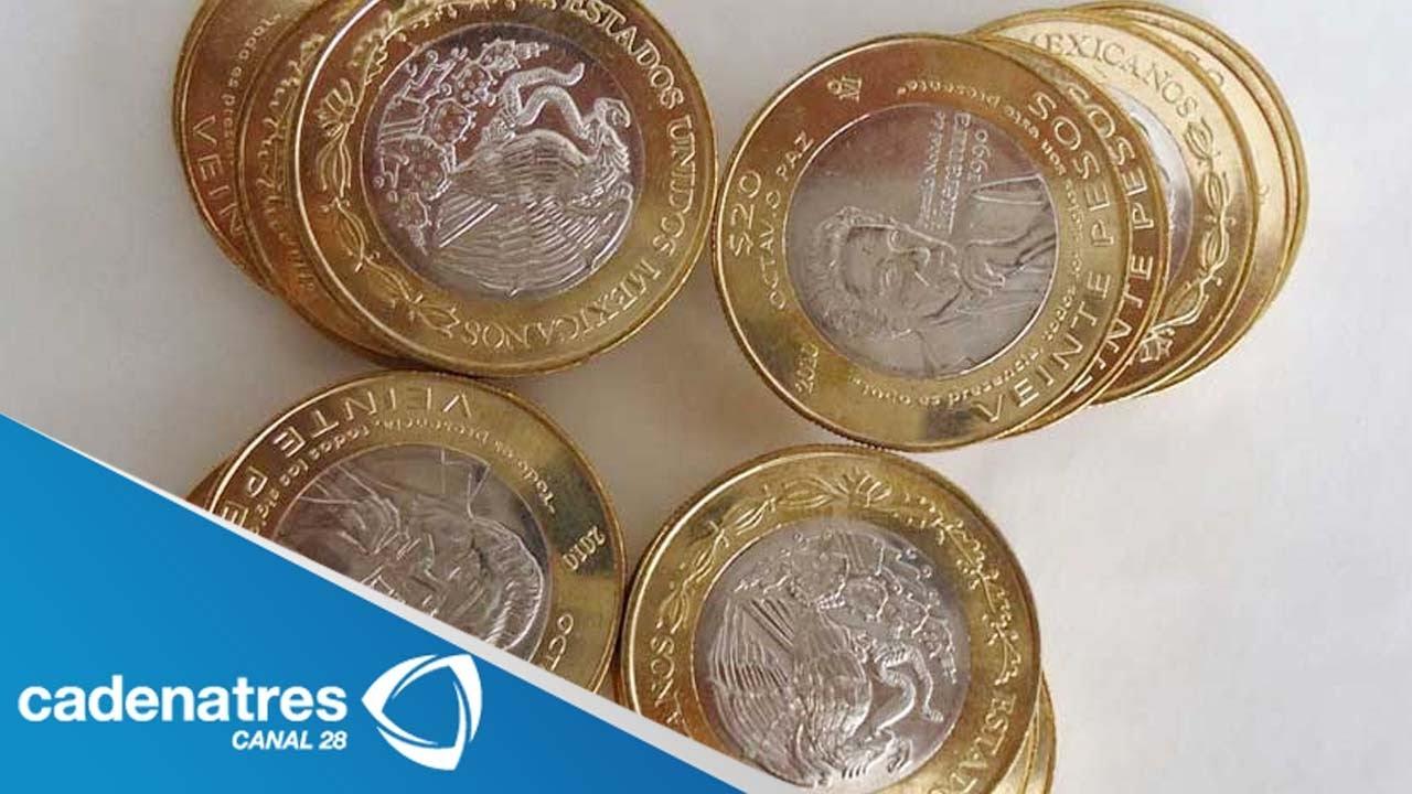 Nueva Moneda De 20 Pesos En