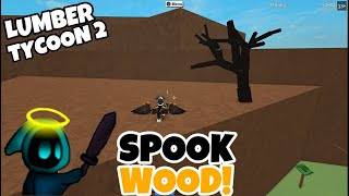 Lumber Tycoon 2 - Spook Wood! Roblox