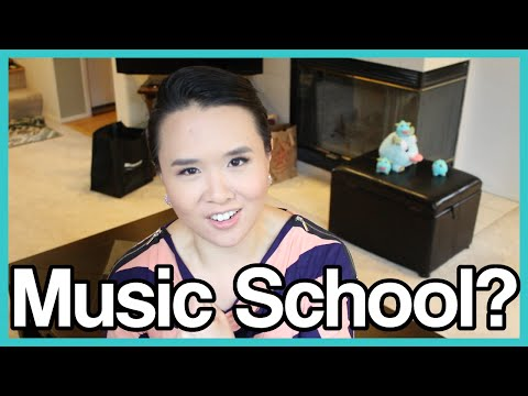 Why I ended up in music school