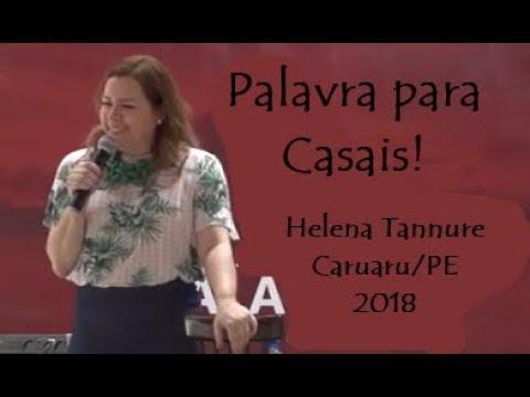 Helena Tannure Palavra Para Casais Youtube