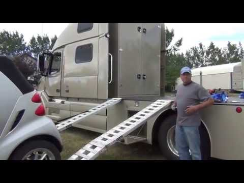 Tricks In Pulling A  Foot Travel Trailer
