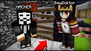 HACKER BAYDOKTOR VS MİNECRAFT 3 😱 - Minecraft