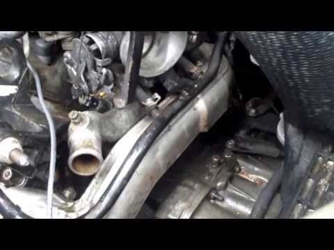 pontiac transport  thermostat replacement