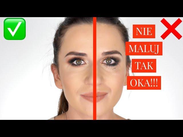 Sylwester 20182019 Makijaż Sylwestrowy Krok Po Kroku Wideo