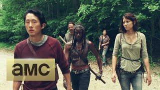 trailer u2 together the walking dead season 5 premiere