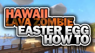 Unturned! How To Complete The Hawaii Boss Easter Egg! (SOLVED)
