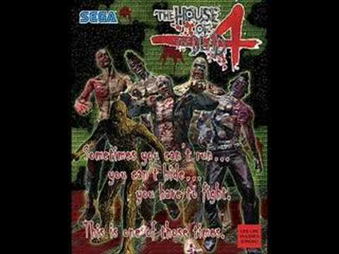 House Of The Dead 4 Give It All You Got The World S Theme Youtube