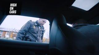Stoppet af Politiet i Audi RS6 V10 - High on Cars
