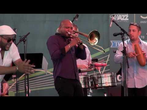 Lula All Stars - Esto Es Canada - Live Toronto Jazz Festival 2016
