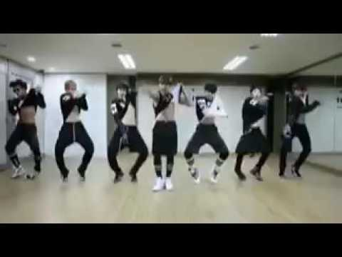 Dance Practice BTS - No More Dream (Predebut)