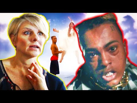 Mom REACTS to XXXTENTACI  Look At Me!