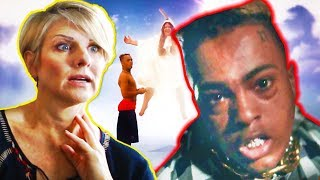 Mom REACTS to XXXTENTACION - Look At Me! (Official Video)