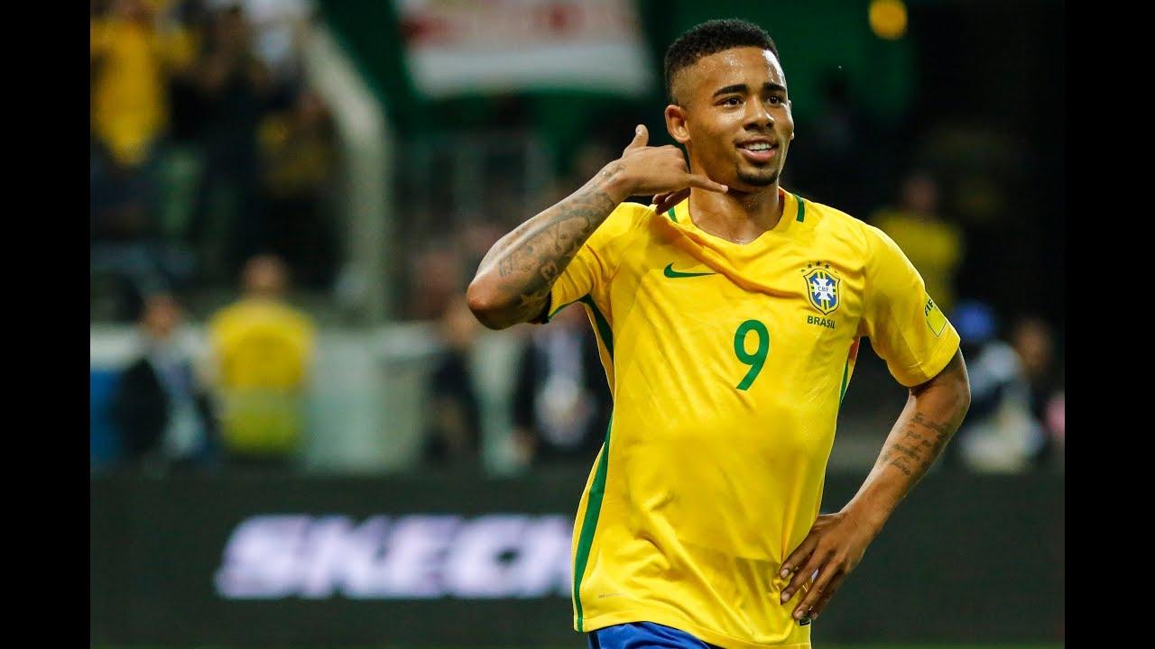 Gol de gabriel jesus brasil 3 x 0 chile narra o de for Gabriel jesus squadre attuali