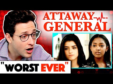 Real Doctor Reacts to ATTAWAY GENERAL | Medical Drama Review