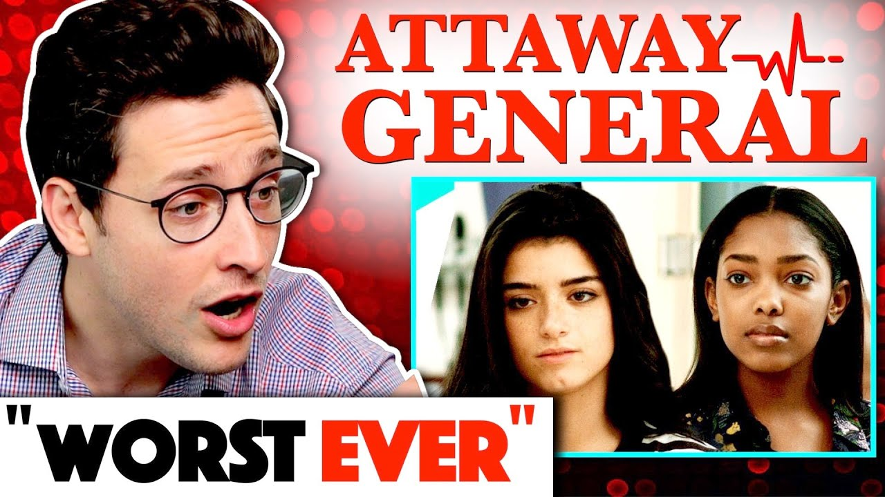 Download Real Doctor Reacts to ATTAWAY GENERAL   Medical Drama Review