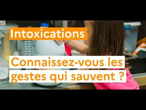Intoxications, connaissez-vous les #GestesQuiSauvent ?