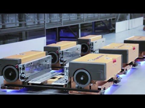 Logistics | NRW.INVEST