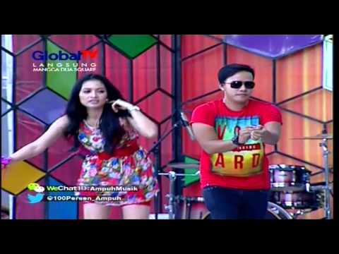 DUO ANGGREK Live At 100% Ampuh (06-05-2013) Courtesy GLOBAL TV