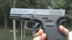 Review of the Glock 19:  9mm Compact Handgun