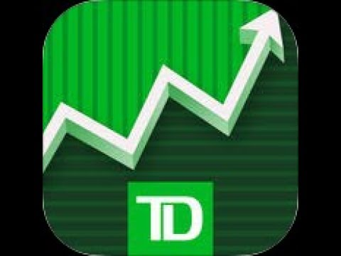 How to buy stock W/Td Ameritrade app (2 min)