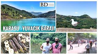 İstanbul'a Yakın Yerler Karaaslan, Yuvacık Barajı Piknik Alanları | Bahadır Geziyor