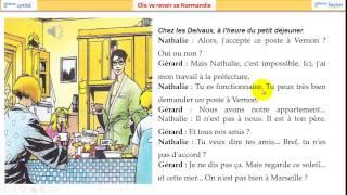 تعلم اللغة الفرنسية - محادثة 10 French4arab