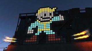 КАК сделат полноэкранный режим в Fallout 4 для тех у кого есть лаунчер