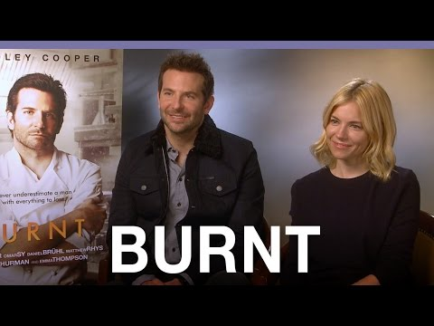 Burnt's Bradley Cooper & Sienna Miller play Mr & Mrs