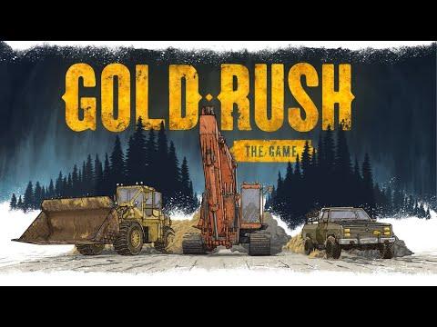 Gold Rush #1 Game - Золотая лихорадка прохождение