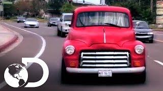 La camioneta pickup GMC de Lupillo Rivera es restaurada | Mexicánicos | Discovery Latinoamérica