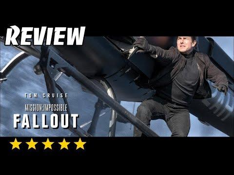 Review Phim Nhiệm Vụ Bất Khả Thi 6: Sụp Đổ