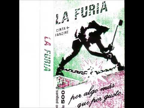 La Furia - Por Algo Más que Por Gusto (Tributo a The Clash) 1993