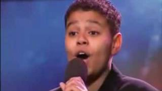 Britain's Got Talent Dominic Smith Unchained Melody 2017 Video