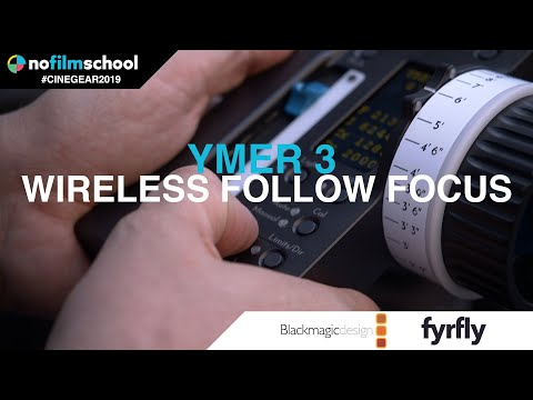 Heden's Prototype for the Ymer-3 Wireless Follow Focus Is Super Fast