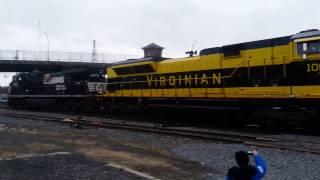 NS 28N @ QD - Binghamton, NY