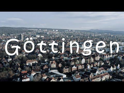 Aerial views of Göttingen | Drone