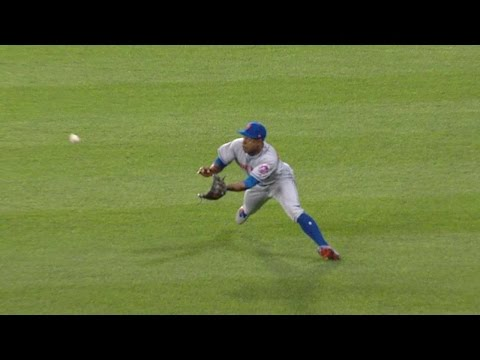 NYM@WSH: Granderson lays out for a...