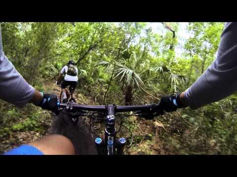 Snow Hill Mountain Bike Trail - Orlando, FL
