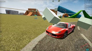 Madalin Stunt Cars II - Free browser game