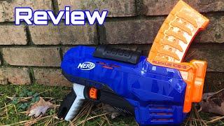 Honest Review: Nerf Rukkus ICS-8