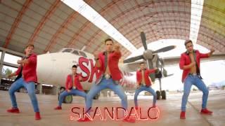 """Grupo Skandalo - Primicia 2018 """"VETE"""" Cumbia Sureña"""