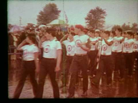 Royal Canadian Army Cadet recruiting film pt 4 - 1977