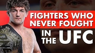 Top 10 Fighters Who Never Fought In The UFC thumbnail