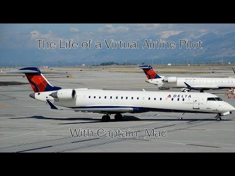 FSX | Life of a Virtual Airline Pilot Season 2 Premier