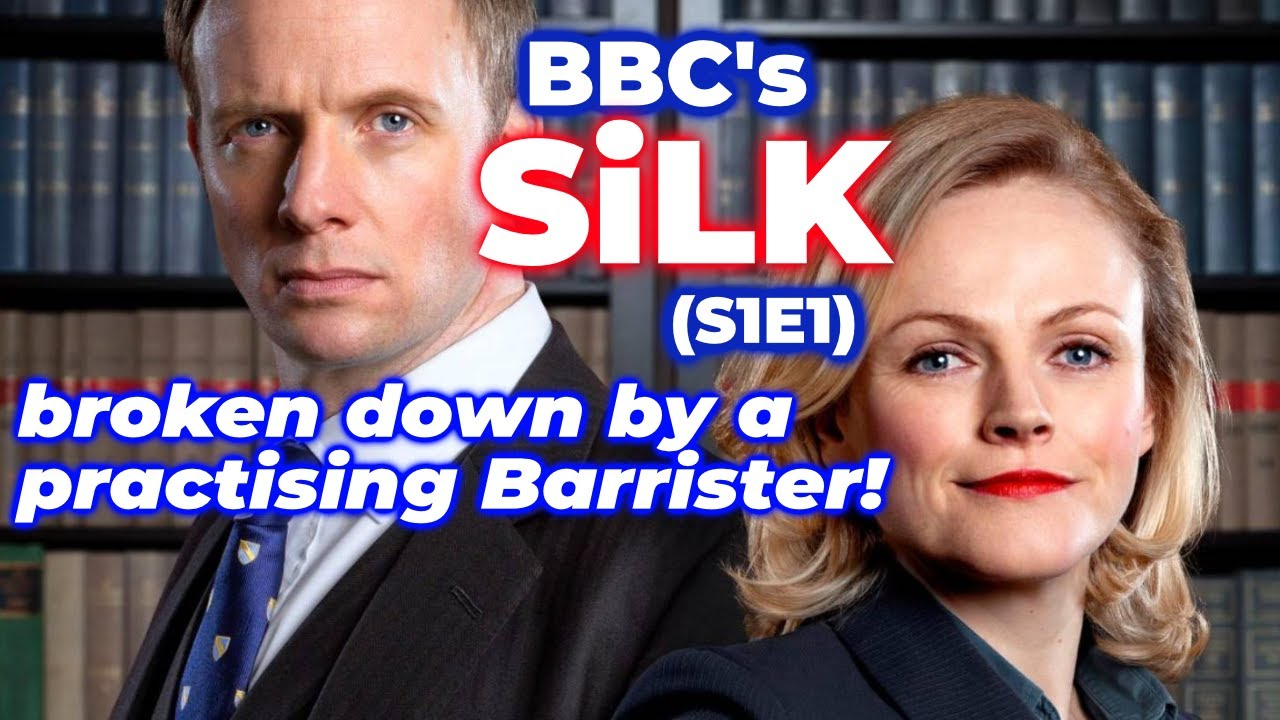 Download BBC Silk TV Show Teardown S1E1 Barristers and the Bar | BlackBeltBarrister