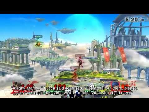 Self-Destruct Donkey Kong on Distant Planet against Hitbox Palutena