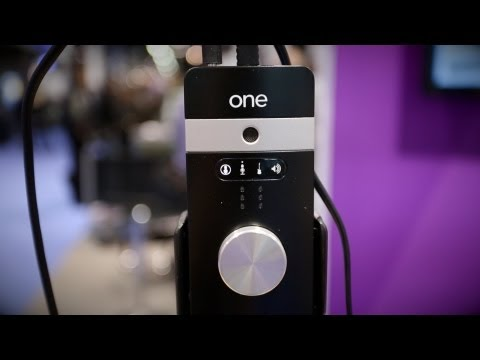 First Look: New Apogee ONE For IPad & Mac (Hands On)