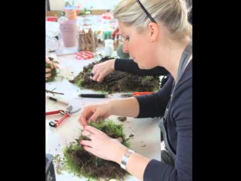 The Nautical Academy Floristry Training