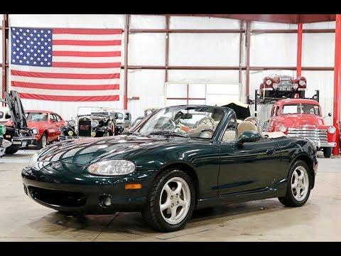 2000 Mazda Miata Green Youtube