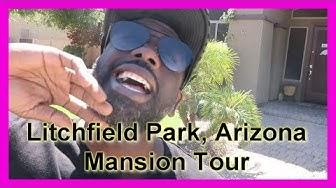 Best Gated Community Litchfield Park AZ City Tour
